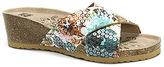 Muk Luks Women's Helene Wedge Sandals