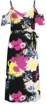 New Look COLD SHOULDER Summer dress black