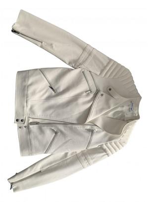 Elizabeth and James Ecru Polyester Jackets