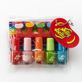 Jelly Belly Simple pleasures 5-pc. i love candy nail polish gift set