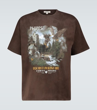 Phipps Forest Life short-sleeved T-shirt