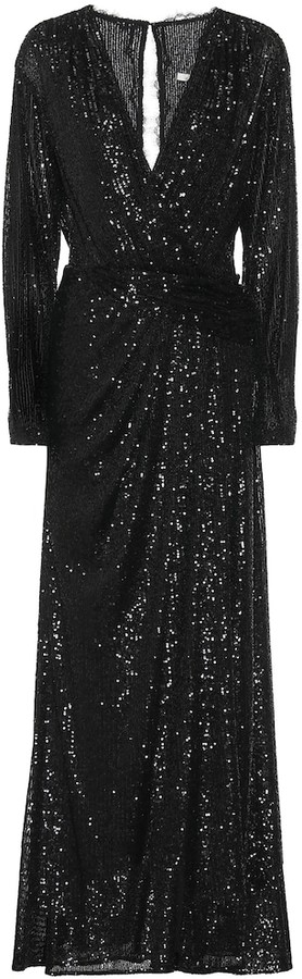 Jonathan Simkhai Sequined gown