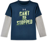 Under Armour Graphic-Print T-Shirt, Toddler Boys (2T-4T) & Little Boys (2-7)