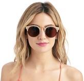 Sole Society Harloe Rimmed Cat Eye Sunglasses