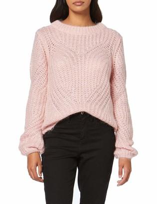 GUESS Women's Ls Rn Nadia Sweater Jumper