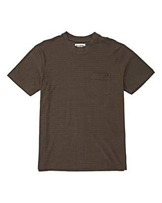 Billabong Men's Mesa Crew Short Sleeve Pocket