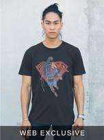 Junk Food Clothing Superman Tee-bkwa-xl