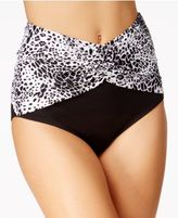 CoCo Reef Harmony Diva High-Waist Bikini Bottoms