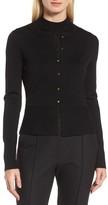 BOSS Women's Felija Wool Button Cardigan