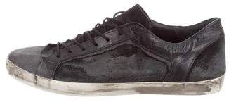 Golden Goose Archetypic Distressed Sneakers