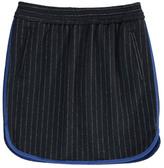 Bellerose Asami Striped A-Line Skirt