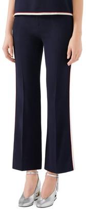 Gucci Cropped Bootcut Pants