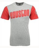 '47 Men's Houston Rockets Triple Up T-Shirt