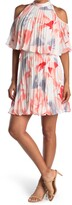Thumbnail for your product : Lucy Paris Penelope Sleeveless Popover Ruffle Dress