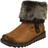 Rieker Remonte D8874-24 Boots Convertable Winter Boot (38 Eur / 7.5 US, Tan)