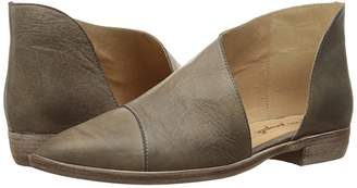 Free People Royale Flat (Black) Women's Flat Shoes