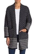 Raga Midnight Open Front Sweater
