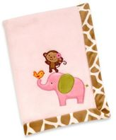 Kids Line carter's® Jungle Jill Boa Blanket