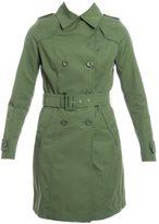 Herno Green Acetate Jacket