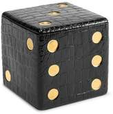 L'OBJET 24K Gold Dice Decorative Box