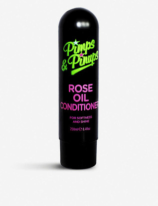 Pimps And Pinups Rose Oil Conditioner 250ml