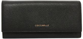 Coccinelle Metallic Soft Bifold Wallet E2 Cw5 11 03 01