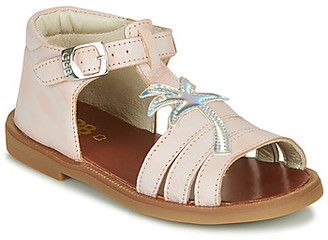 GBB ARAGA girls's Sandals in Pink