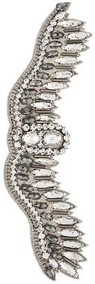 Haider Ackermann Crystal-Embellished Lapel Pin