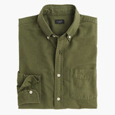 J.Crew Vintage oxford shirt in tonal cotton