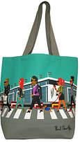 John Lewis National Treasures Model Citizens Shopper Bag