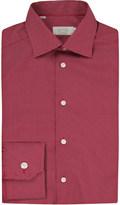 Eton Contemporary fit micro-dots cotton shirt