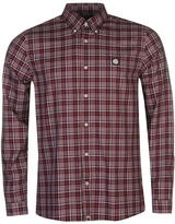 Pretty Green Instow Check Long Sleeve Shirt
