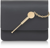 Sophie Hulme Charcoal Small Cocktail Stirrer Bag