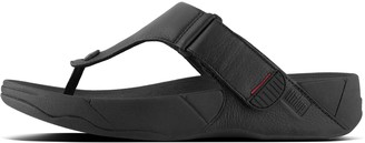FitFlop Trakk Ii Mens Leather Toe-Post Sandals