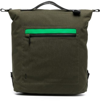 Ally Capellino Front-Pocket Backpack