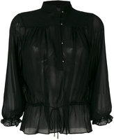 Just Cavalli - button up blouse -