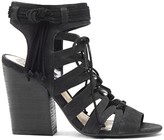 Sole Society Ranata strappy mid heel sandal