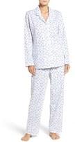 Eileen West Women's Floral Cotton Pajamas