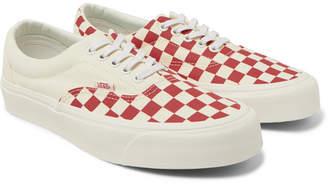 Vans Era Checkerboard Canvas Sneakers