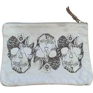 Zadig & Voltaire Ecru Leather Purses, wallets & cases