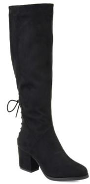 Journee Collection Leeda Extra Wide Calf Boot