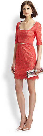 Fashion Star Lace Dress by Amber Perley