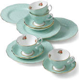 Royal Albert Polka Rose 12-Piece Set, Created for Macy's