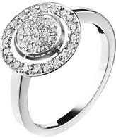 Jan Logan 18ct Diamond Knightley Ring