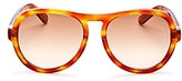 Chloé Marlow Zyl Aviator Sunglasses, 59mm
