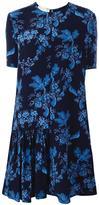 Stella McCartney asymmetric side skirt dress