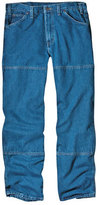"""Dickies Men's Relaxed Fit Workhorse Jean 34"""" Inseam"""