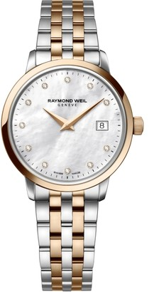 Raymond Weil Ladies Toccata Watch 5988-SP5-97081