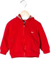 Burberry Boys' Hooded Logo Sweater