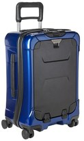 Briggs & Riley Men's 'Torq International' Hard Shell Spinner Carry-On - Blue